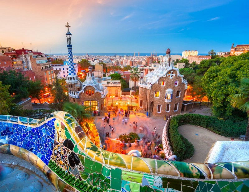 Voyage à Barcelone entre hommes