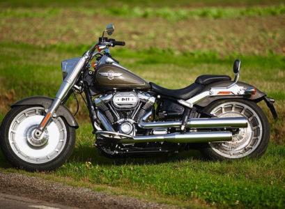 La marque Harley Davidson