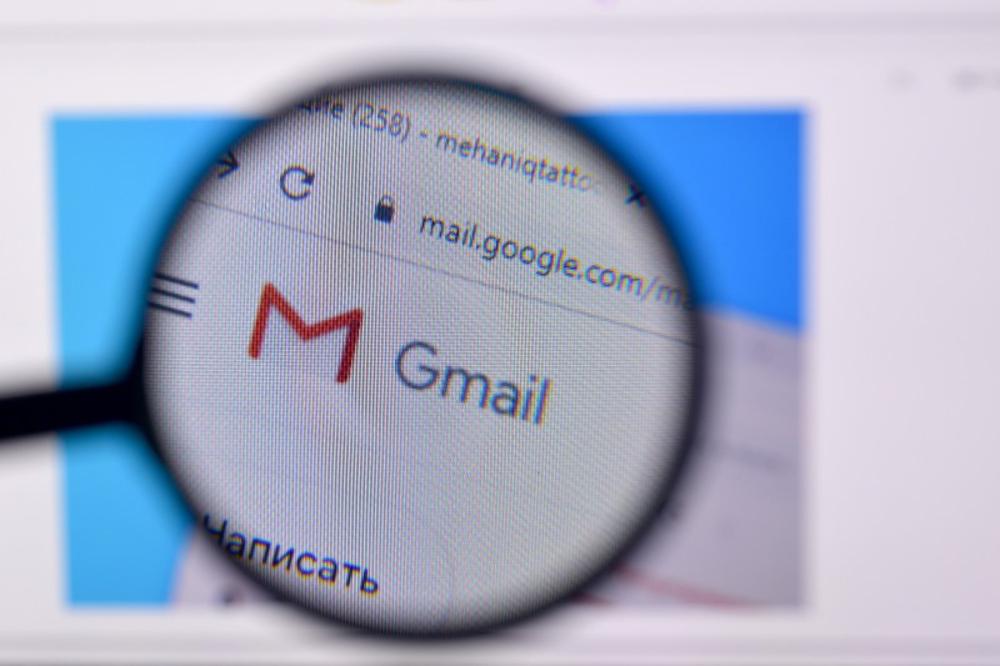 Gmail connexion
