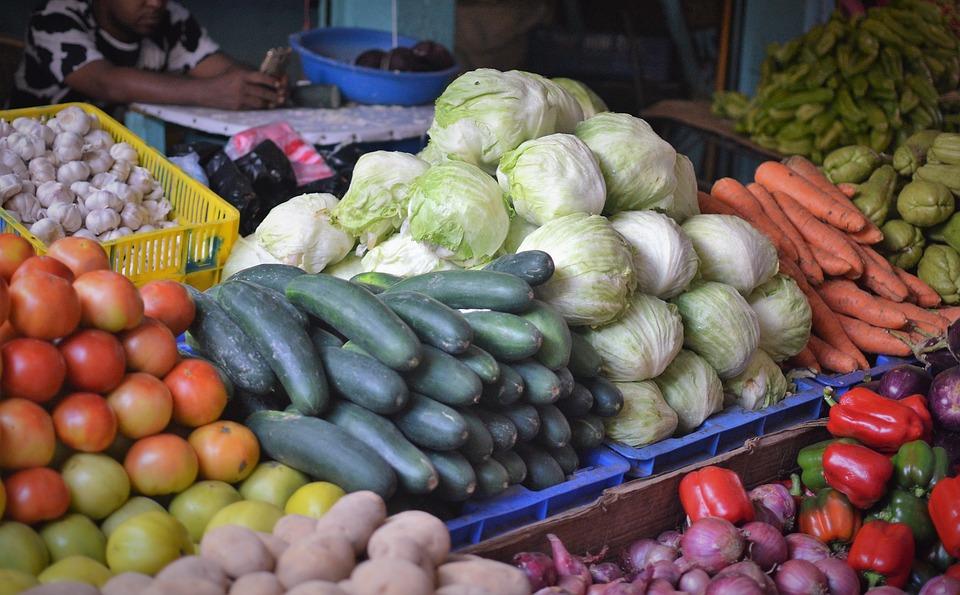 Grossistes de légumes