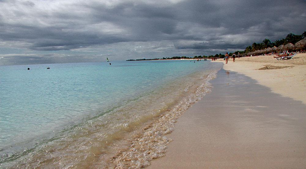 Vacances balnéaires à Cuba
