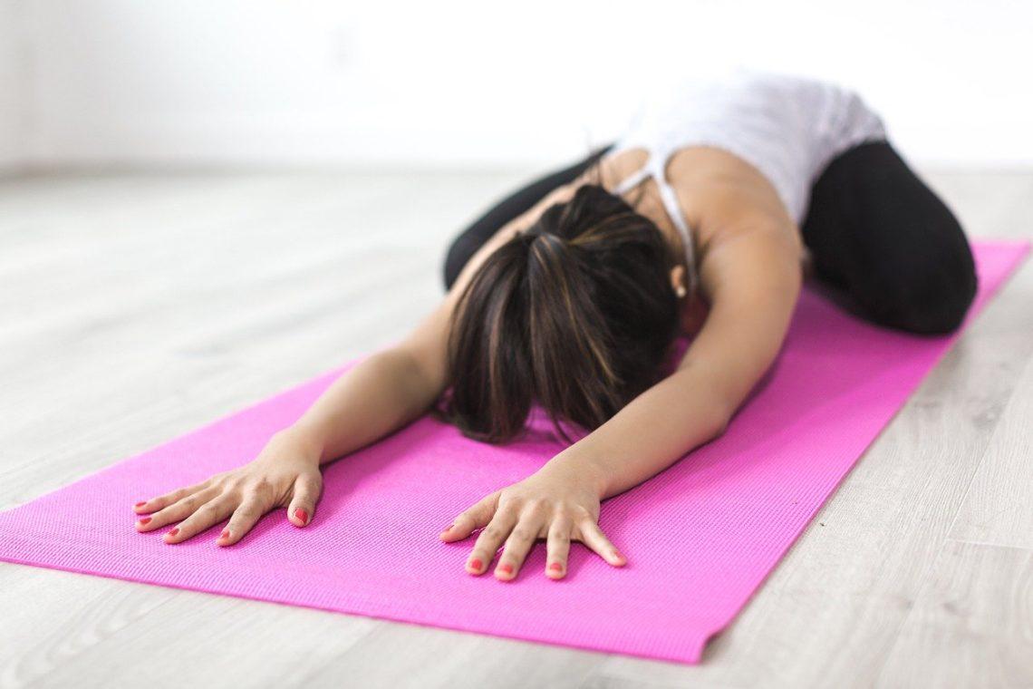 accessoires séance de yoga
