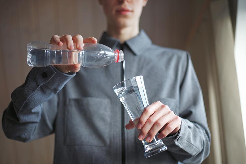 apport eau