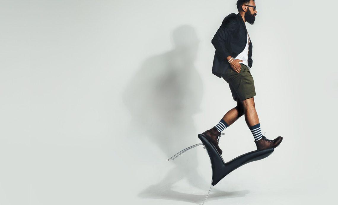 Tendance mode homme