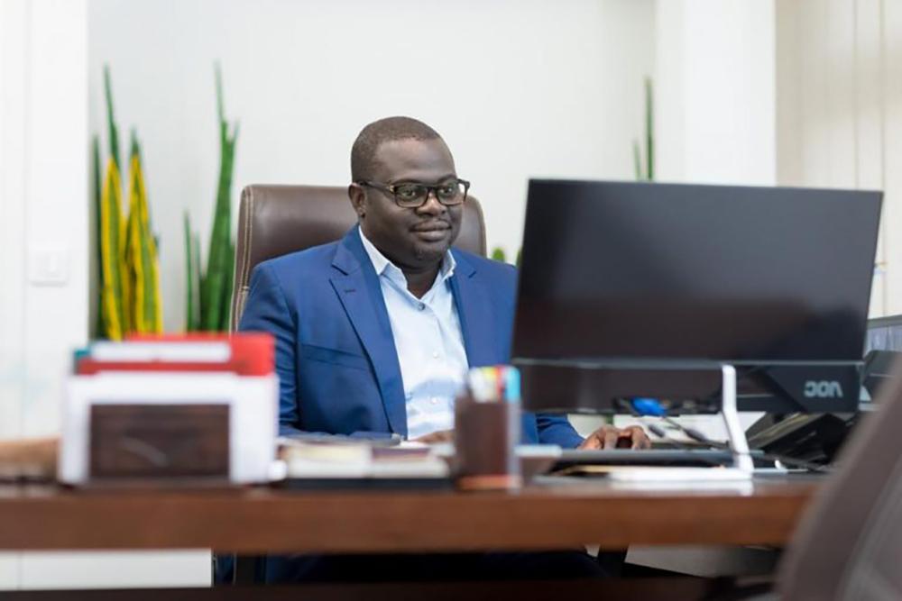 business man Senegal
