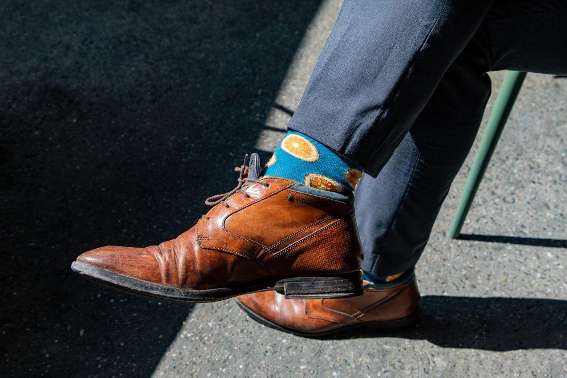 choisir chaussette homme