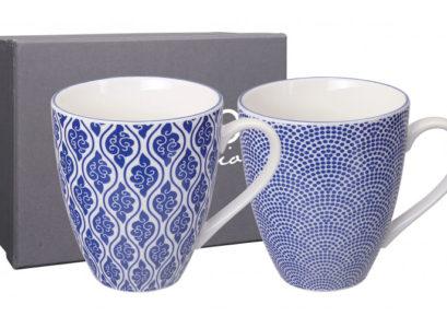 Offrir des mugs à thé