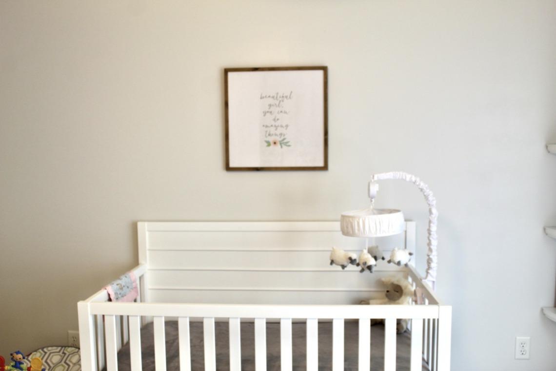 conseil chambre bébé