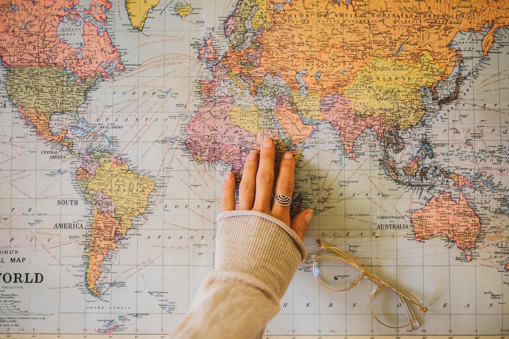 déménager à l'étranger