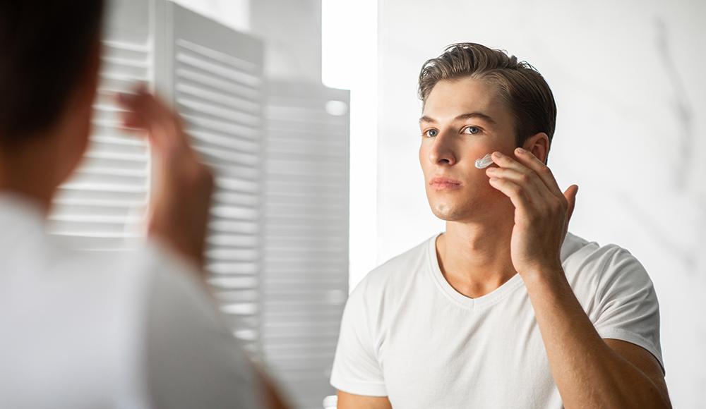 éliminer taches de peau