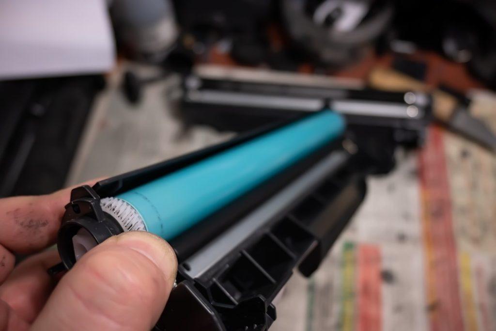 entretenir une imprimante laser