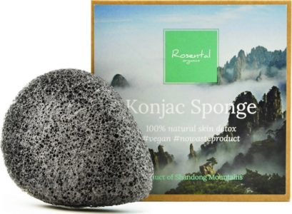 Eponges Konjac naturel