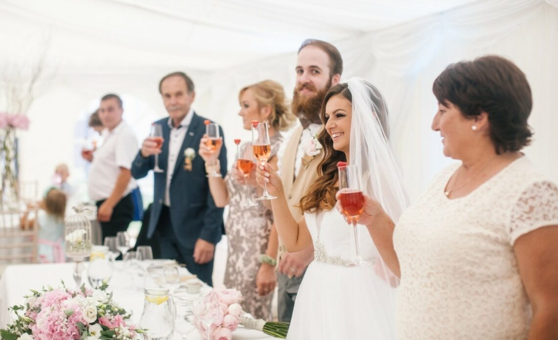 étape mariage