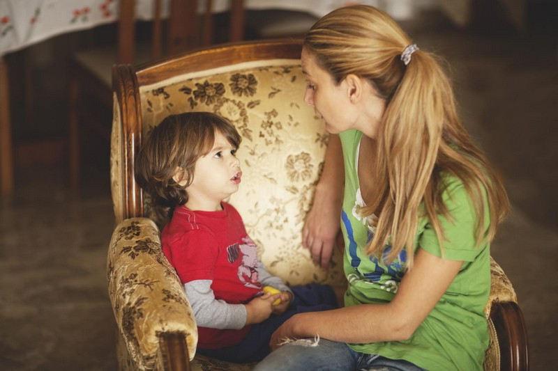 Faire écouter son enfant