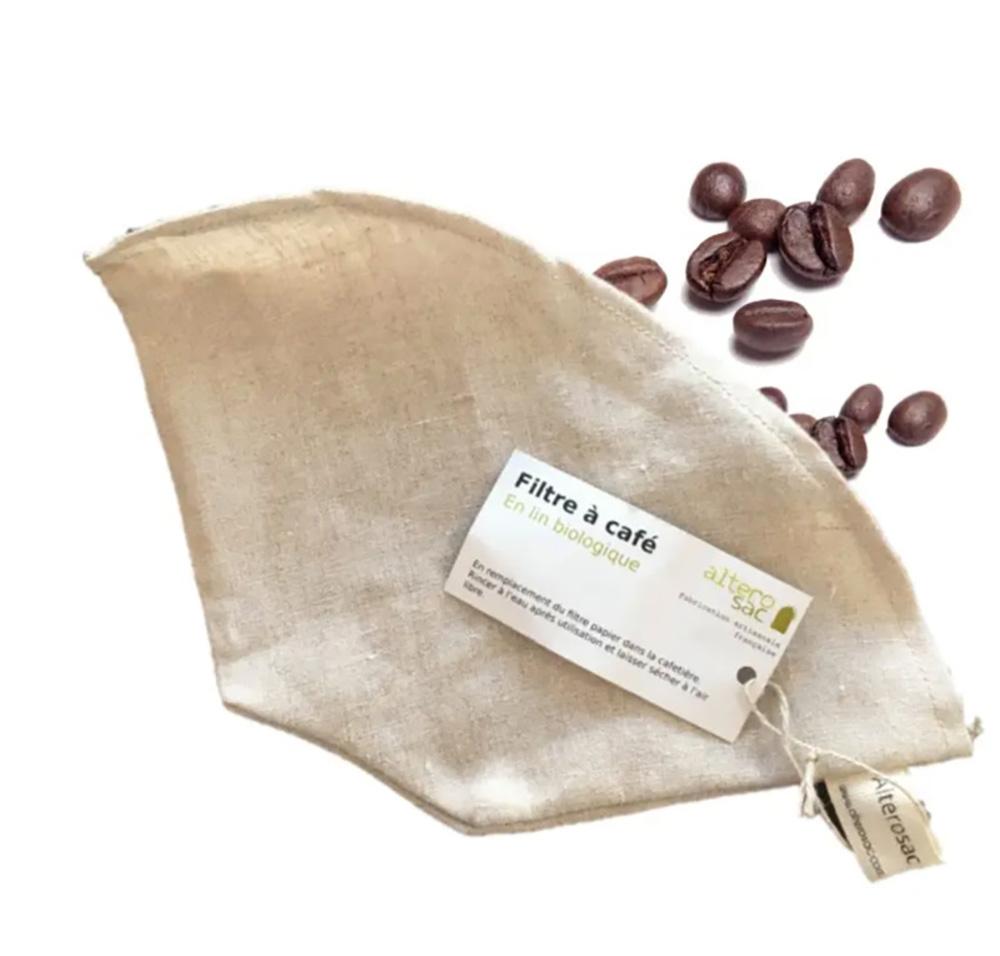 filtre à café bio