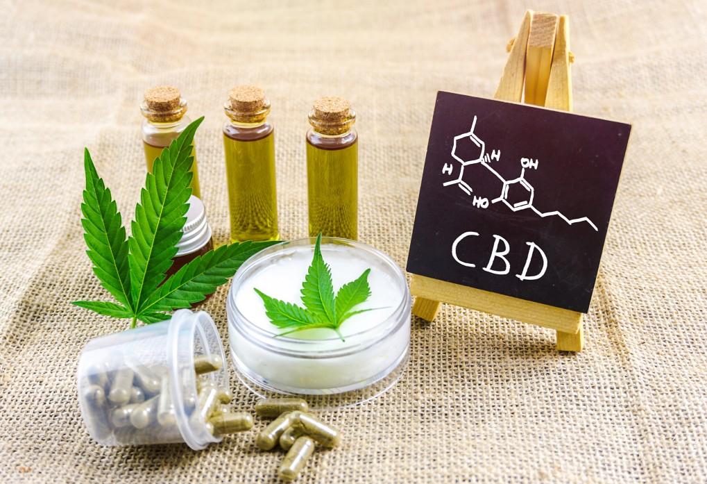 huile de CBD et stress