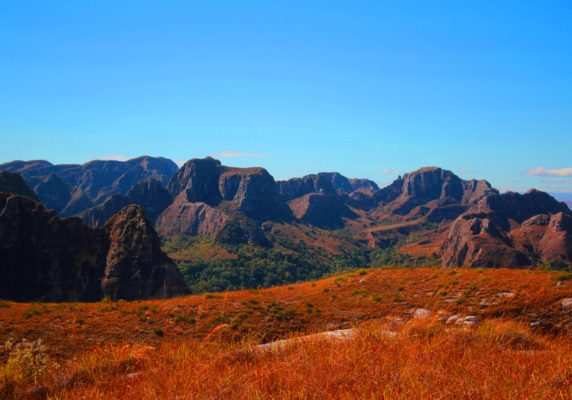 magnifique paysage du makay madagascar
