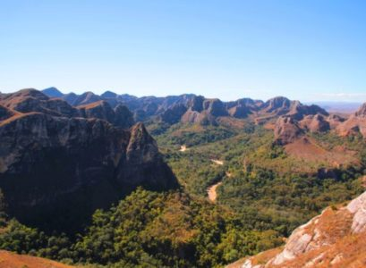 le massif du Makay à Madagascar, un joyau de la nature