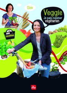 Livre de recettes veggie