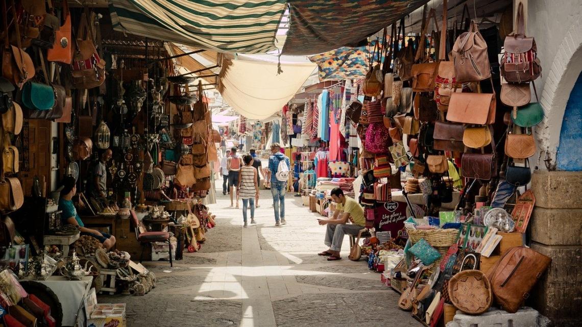 mode babouche marocaine