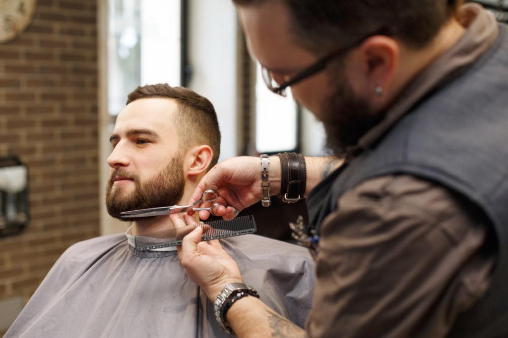Produits entretien de barbe