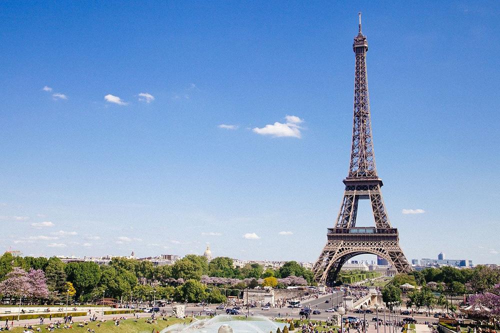 séjour touristique à Paris
