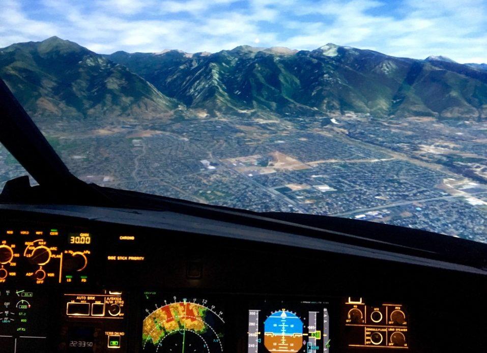 simulateur de vol hélicoptère