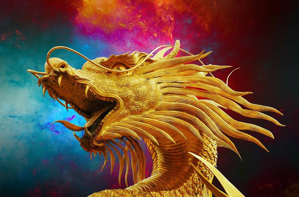 symbole dragon
