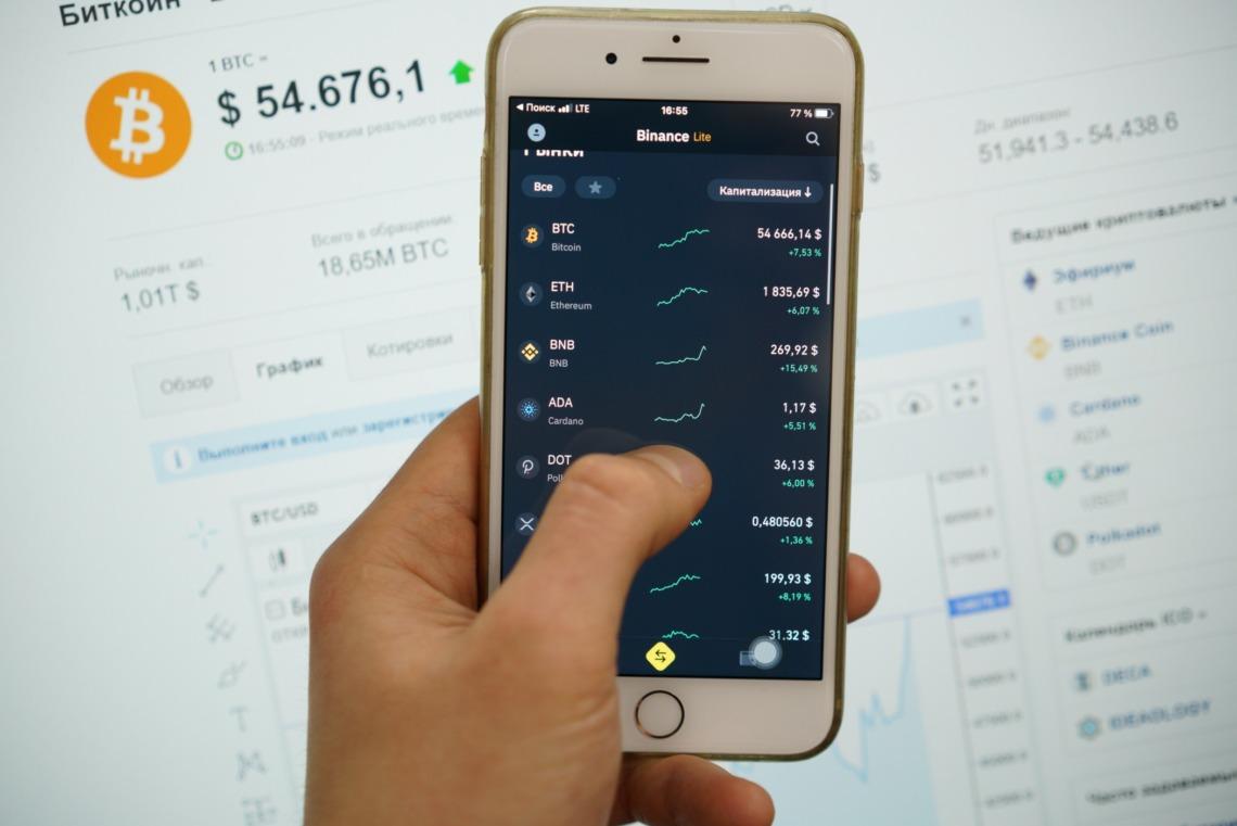 système de trading en ligne