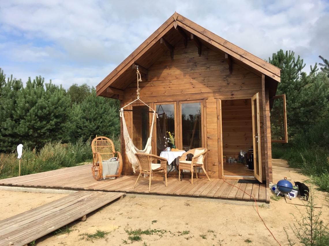 un abri en bois de jardin chalet pro