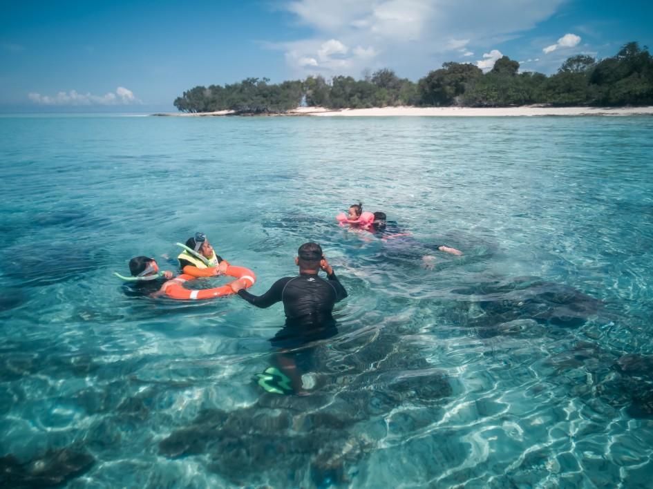 vacances en famille Maldives